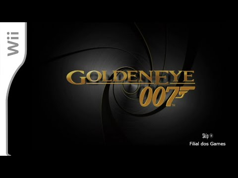 GoldenEye 007 (Wii) - Special Clip of the Main Screen