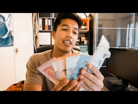 HOW MUCH DID MALAYSIA COST ME??!? (194 | Southeast Asia Travel VLOG)