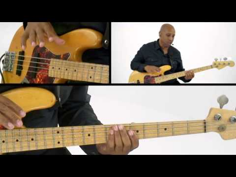 Blues Bass Lesson - #38 Jigsaw Breakdown - Andrew Ford