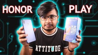 Honor Play Unboxing | Lets Play !