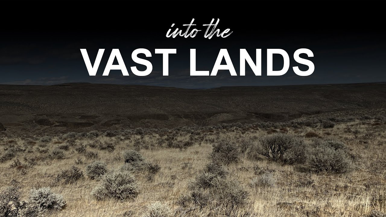 Exploring The Vast Lands