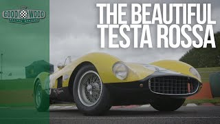 "The ""Redhead"" Ferrari 500TRC was the original customer racer"