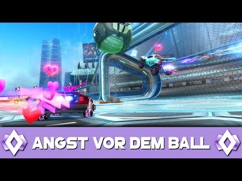 ER hat ANGST vor dem BALL 🚀 Rocket League Ranked German Gameplay thumbnail