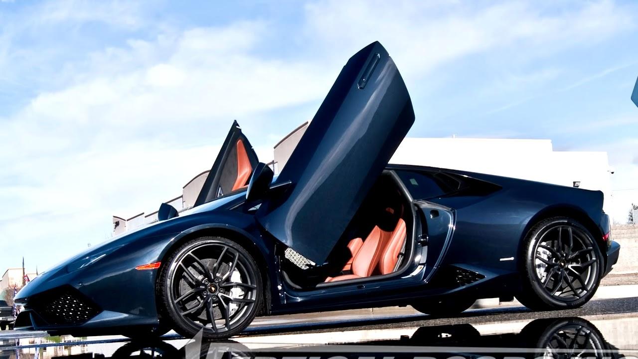 #Lamborghini #Huracan #VerticalDoorsInc & Lamborghini Huracan Door Conversion Kit by Vertical Doors Inc 3 ...