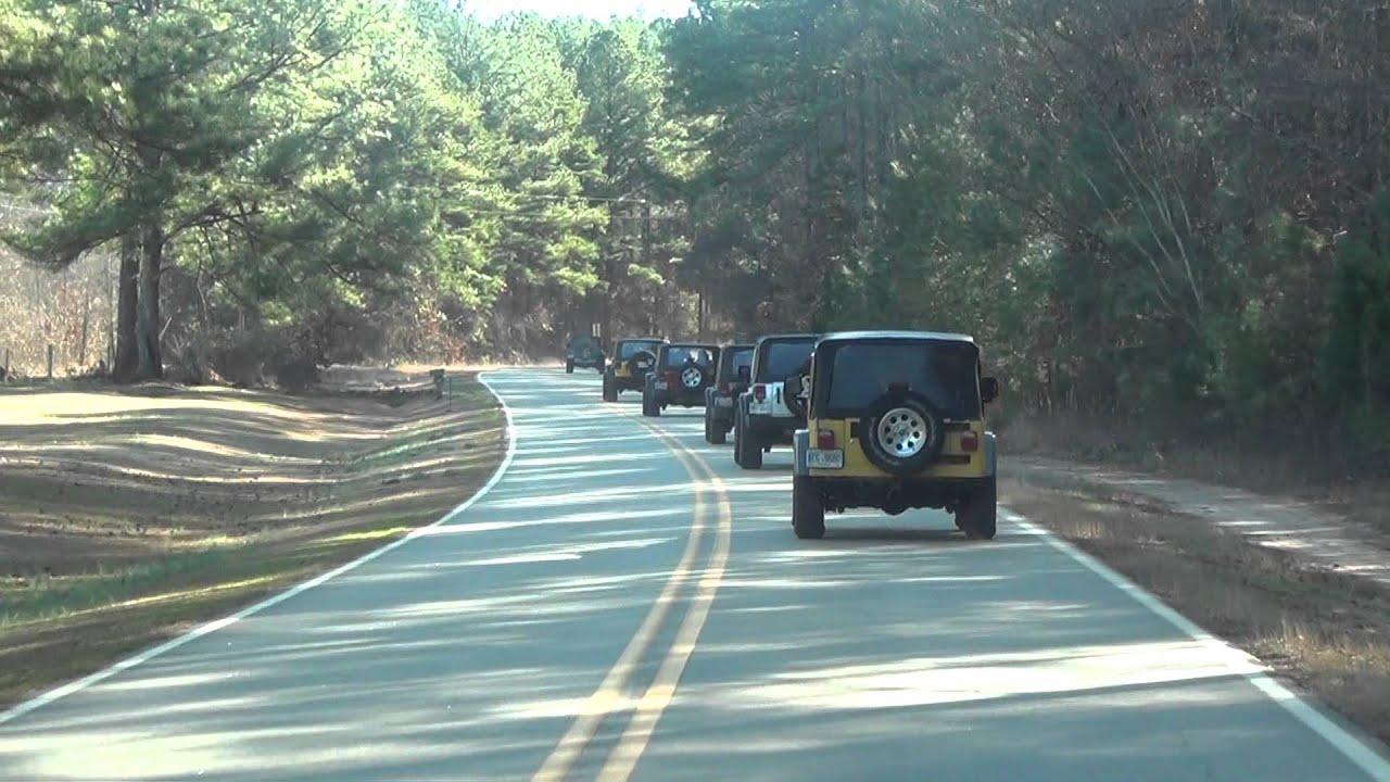 Durhamtown Warner Robins Jeep Club 001 Mts Youtube