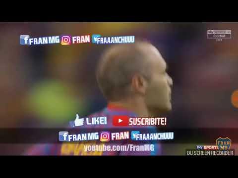 Barcelona vs real Madrid 2-2 parodia te bote serlin cerrato