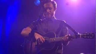James Vincent McMorrow - Wicked Game - Anson Rooms Bristol - 11.02.12