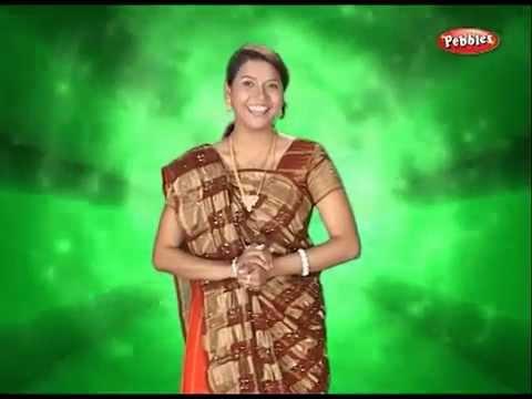 Gujarati Rhymes For Kids  01 Chaki Ben  Gujarati Rhymes Birds