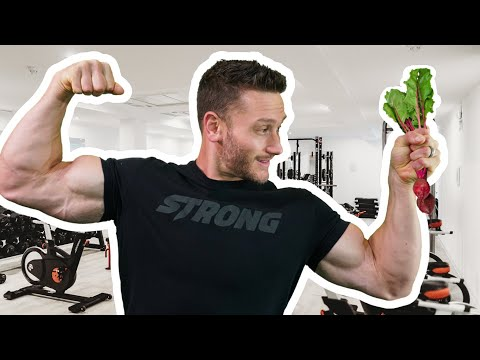 Try Eating Beets Post Workout on Keto