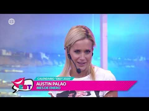 """Julieta Prandi, La Nena, quedó """"cautivada"""" ante los encantos de Austin Palao"""