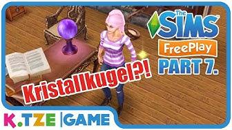 Let's Play Sims Free Play auf Deutsch ❖ Die Kristallkugel | Part 7.