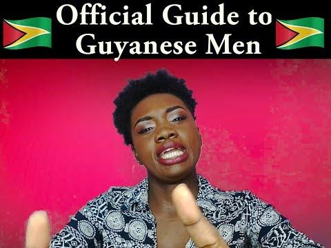 Offical Guide To Guyanese Men | Ann3ie