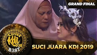 SELAMAT! SUCI JUARA KDI 2019 - Grand Final KDI 2019 (18/10)