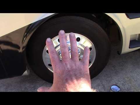 Using Floor Polish On Faded Motor Home Rv Fiberglass