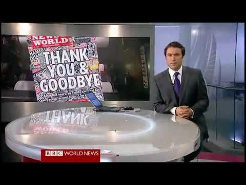 BBC World News with Ros Atkins and Adnan Nawaz