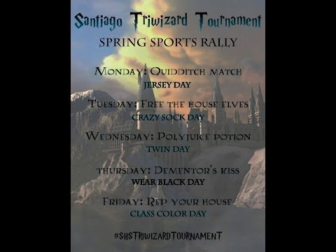 Santiago Shark TV Crew Live Stream Spring Sports Rally