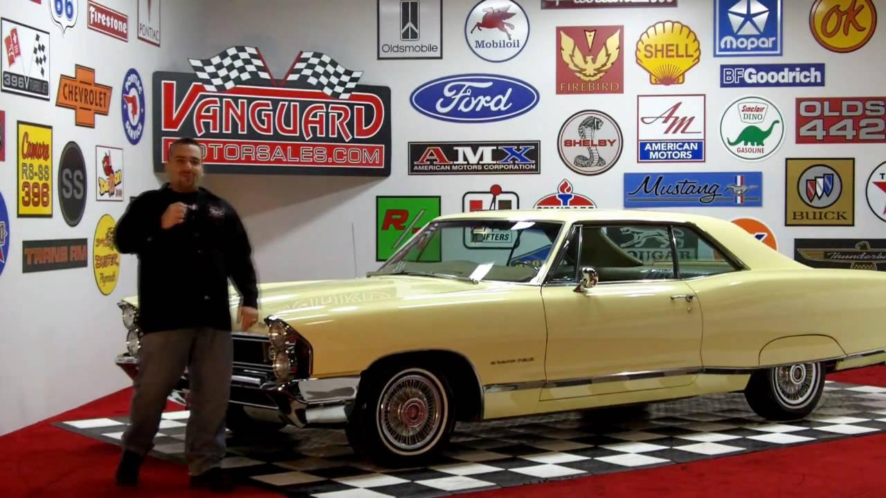 1965 Pontiac Grand Prix Classic Muscle Car For Sale In Mi