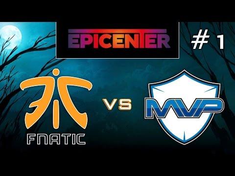 Fnatic vs MVP Phoenix [Game 1 BO3] | EPICENTER: Southeast Asian Qualifier