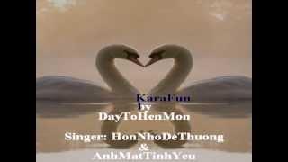 Karaoke: Một Tình Yêu - Đức Huy (Song Ca 2 Bè Cho Nữ)