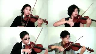 """Arrival"" / Avengers Theme ~ (violin)"