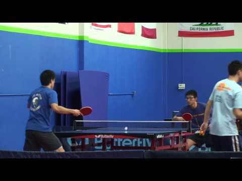 Alex Yuen (UCD) vs. Samson Su (Cal)