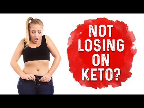 15 Reasons Why You Are Not Losing on a Low Carb Keto Plan