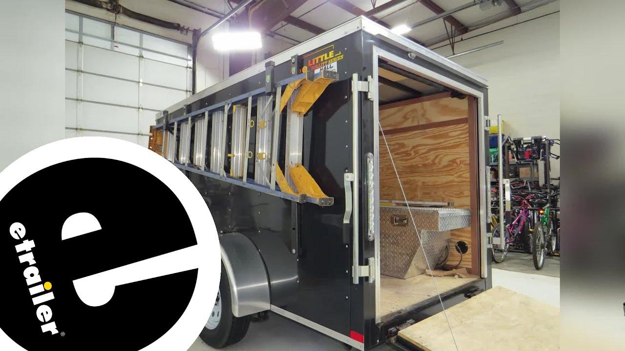 rackem fitz all enclosed trailer ladder
