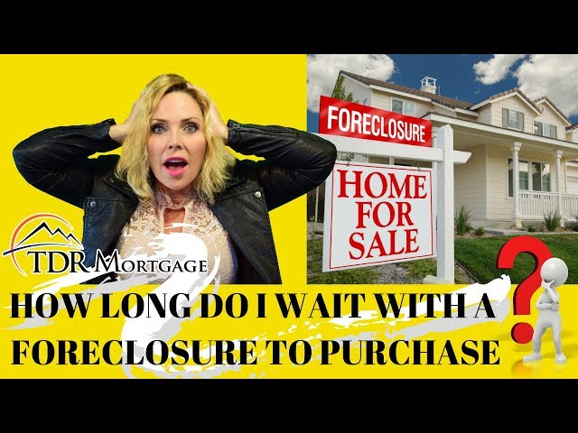 How Long Do I Wait After a Foreclosure | California | Rancho Cucamonga | Fontana | CA