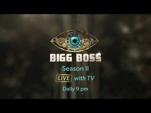 Bigg Boss Season 2 Tamil - Live with TV   Hotstar
