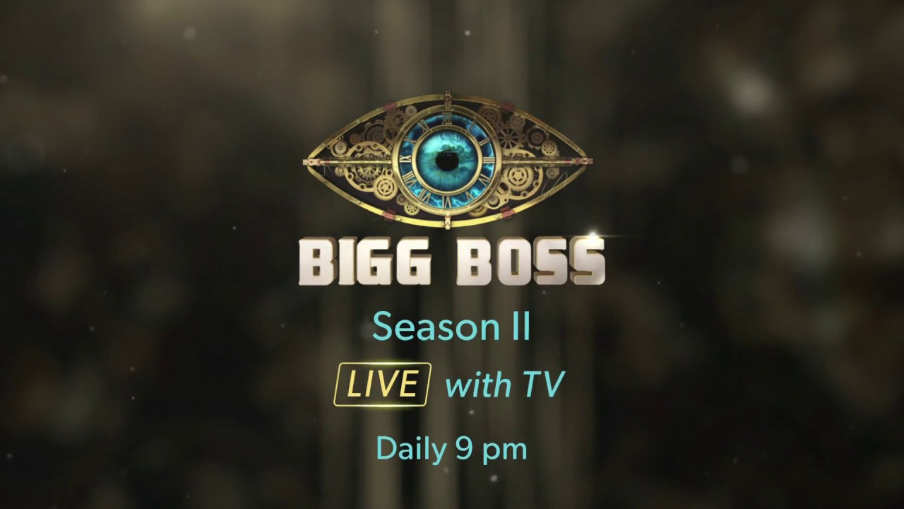 Bigg Boss Season 2 Tamil - Live with TV | Hotstar