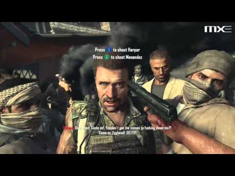 Call of Duty: Black Ops 2 - Mission 8: Achilles' Veil
