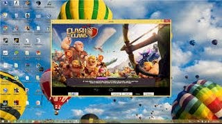 how to play clash of clans in pc