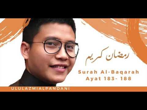 Surah Al-Baqarah 183-188