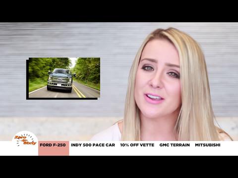 Zero to Sixty | Automotive News | May 8, 2017