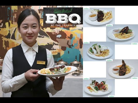 Barbeque || Come Radisson Hotel Kathmandu To Enjoy Endless Flavours || Bbq At The Terrace Garden
