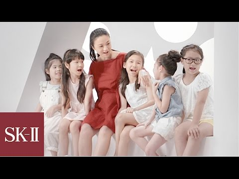 Tang Wei shares what her childhood dreams were | SK-II