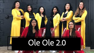 #OLEOLE 2.0 Dance - Jawaani Jaaneman | Saif Ali Khan | Tabu |Alaya F | Tips Music #Dancefitness