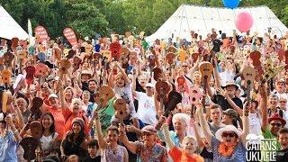 CAIRNS UKULELE FESTIVAL 2013 Highlights video full version
