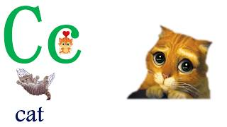 Учим Английский алфавит, Английские буквы и слова для детей и начинающих