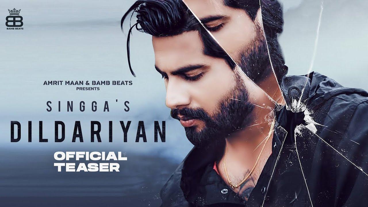 DILDARIYAAN (Official Teaser) Singga   Latest Punjabi Songs 2020   New Punjabi Songs
