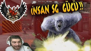İNSAN SG DÖVMESİ KARŞILAŞTIRMASI!!  - Wolfteam