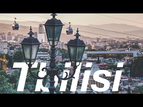 Tbilisi!   The Long Road Ep. 18