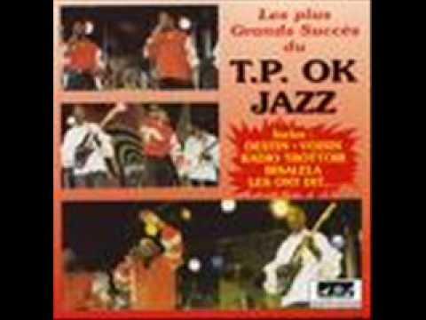 Coup de Foudre -  Ya Ntesa Dalienst et  TP OK Jazz