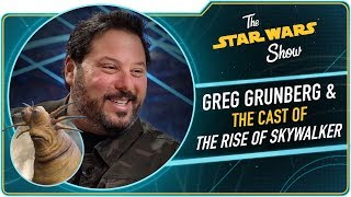 Greg Grunberg Talks Snap Wexley in Star Wars: The Rise of Skywalker