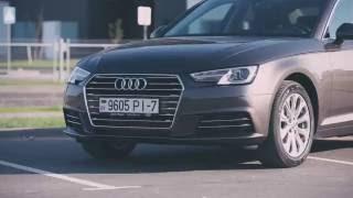Тест-драйв новой Audi A4