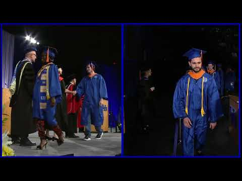 2018 UB School of Engineering and Applied Sciences Undergraduate Commencement PT 2 of 3