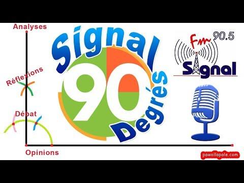 Mercredi 22 Novembre 2017 - SIGNAL 90 DEGRÉS