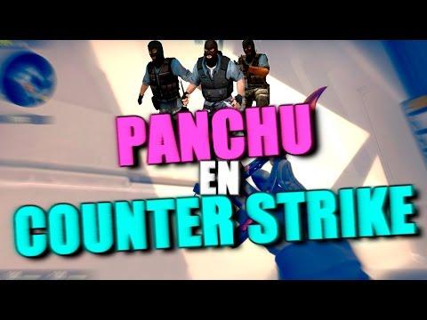 PANCHU EN COUNTER STRIKE GO | Poniendo mis voces