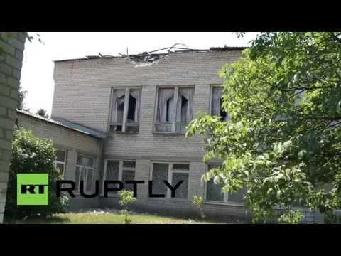 Ukraine: Slavyansk school