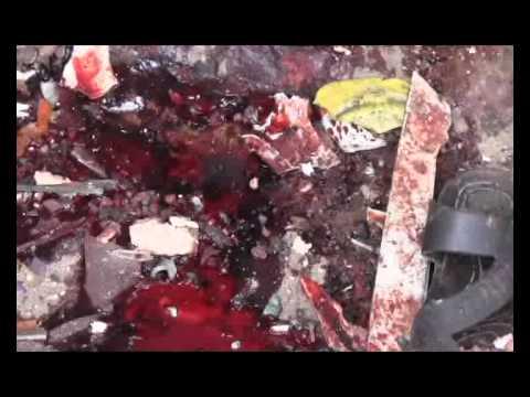 Jos Bomb Blast in Jos on 5th July, 2015